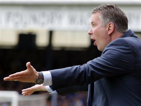 Darren Ferguson v Leyton Orient