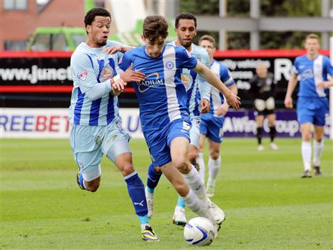 Jack Baldwin v Coventry