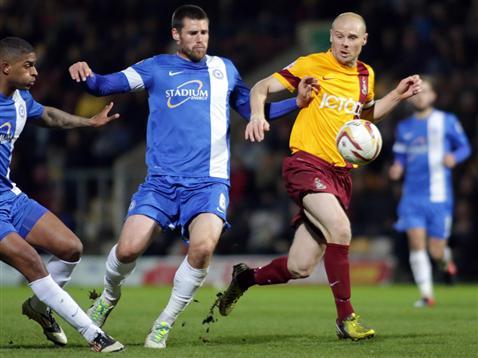 Michael Bostwick and Mark Little v Bradford