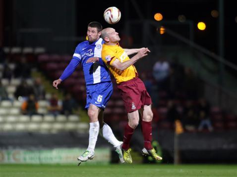 Michael Bostwick v Bradford