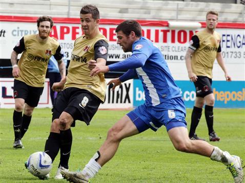 Michael Bostwick v Leyton Orient 2