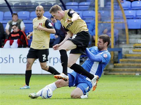 Michael Bostwick v Leyton Orient