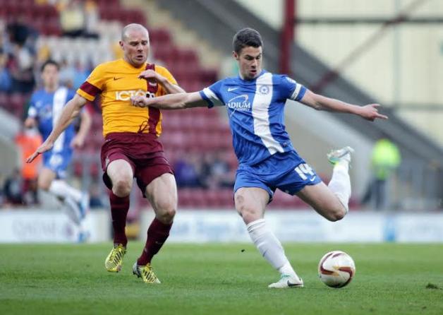 Tommy Rowe v Bradford