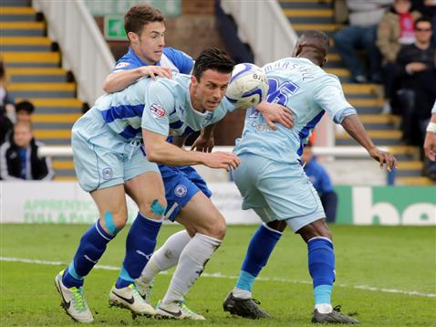 Tommy Rowe v Coventry