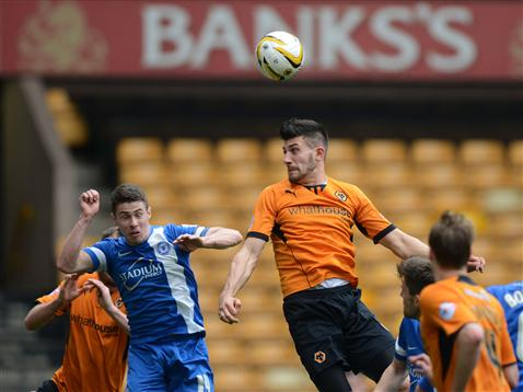 Tommy Rowe v Wolves 2