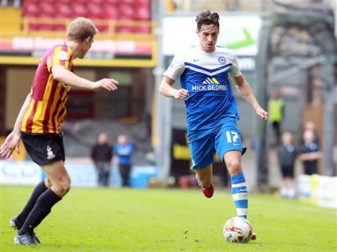 Joe Newell v Bradford 2