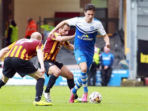 Joe Newell v Bradford