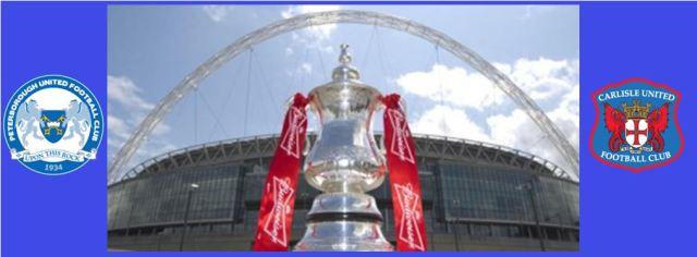 Posh v Carlisle - FA Cup