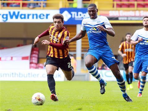 Ricardo Santos v Bradford 2