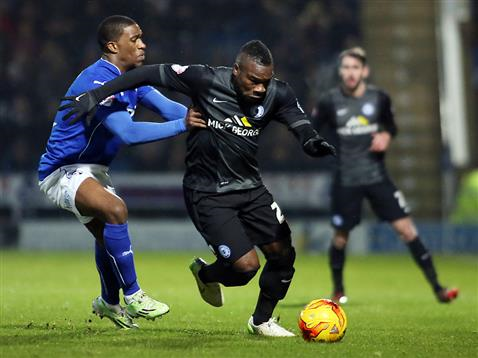 Aaron McLean v Chesterfield 2