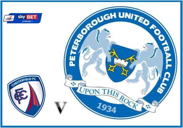Chesterfield v Posh