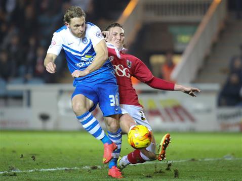 Craig Mackail-Smith v Bristol City 4