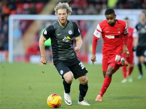 Craig Mackail-Smith v Leyton Orient