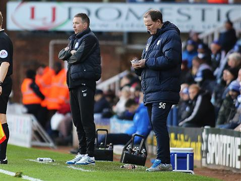 Darren Ferguson v Simon Grayson of Preston