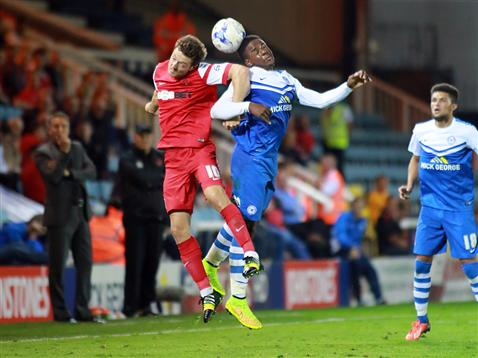 Jermaine Anderson v Leyton Orient 2