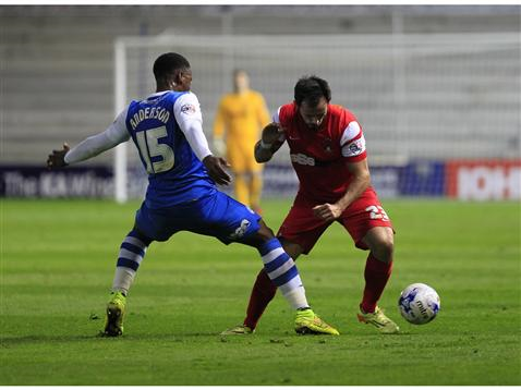 Jermaine Anderson v Leyton Orient 3
