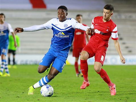 Jermaine Anderson v Leyton Orient