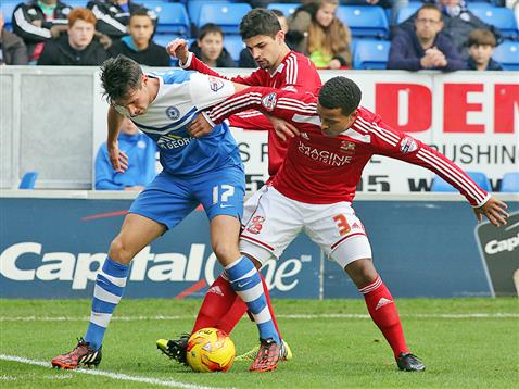 Joe Newell v Swindon
