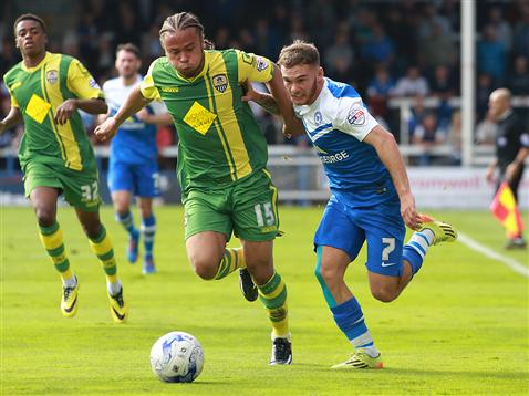 Jon Taylor v Notts County 2