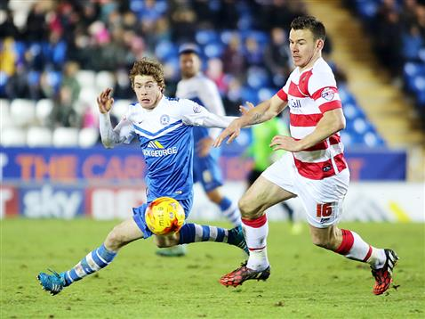 Luke James v Doncaster