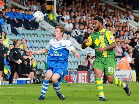 Luke James v Notts County 2