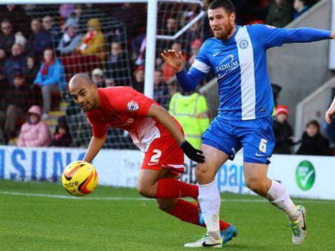 Michael Bostwick v Leyton Orient 3