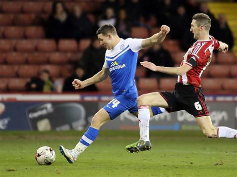 Conor Washington strikes the winner v Sheffield United