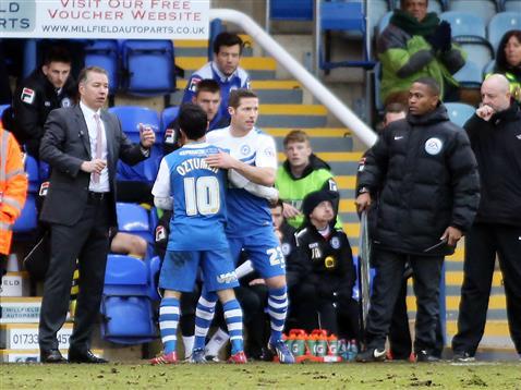 David Norris makes his debut v Rochdale