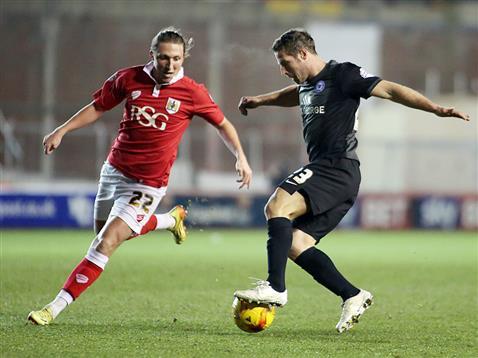 David Norris v Bristol City 3