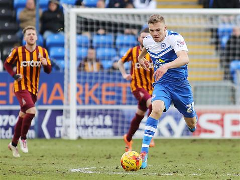 Harry Anderson v Bradford 2