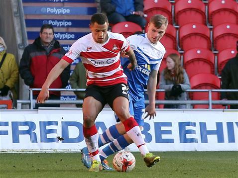 Harry Anderson v Doncaster