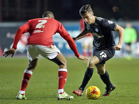 Joe Newell v Bristol City