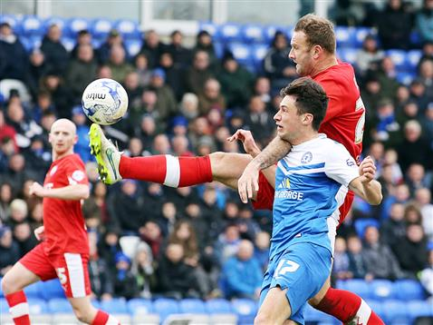 Joe Newell v Chesterfield
