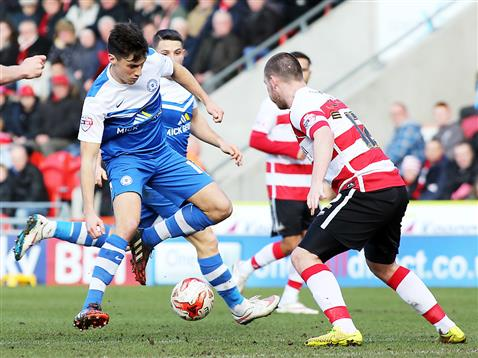 Joe Newell v Doncaster