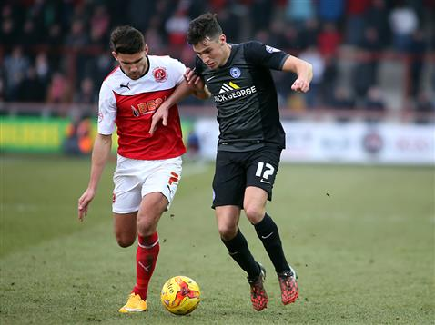 Joe Newell v Fleetwood