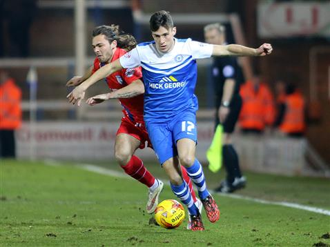 Joe Newell v Gillingham