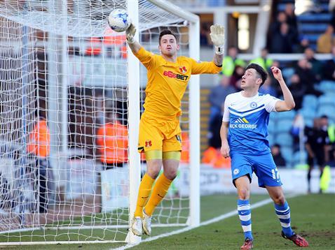 Joe Newell v Leyton Orient