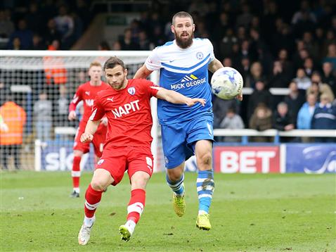 Michael Bostwick v Chesterfield