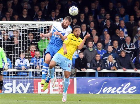 Michael Bostwick v Coventry 2
