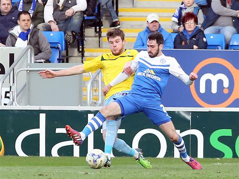 Michael Smith v Coventry 2