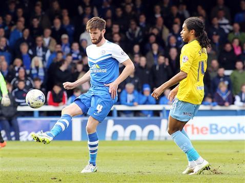 Shaun Brisley v Coventry