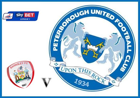 Barnsley v Posh - Sky Bet League 1