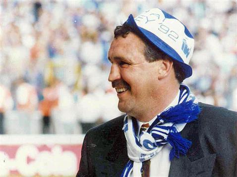 Chris Turner at Wembley 1992 2