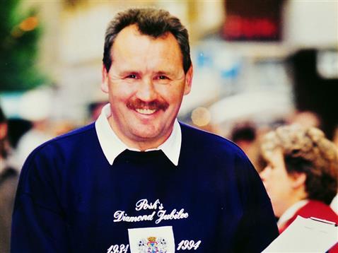 Chris Turner in 1994