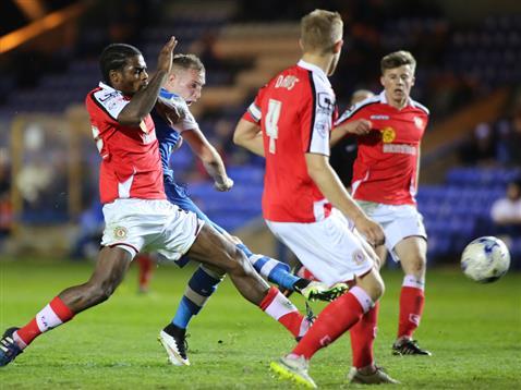 Marcus Maddison v Crewe 2