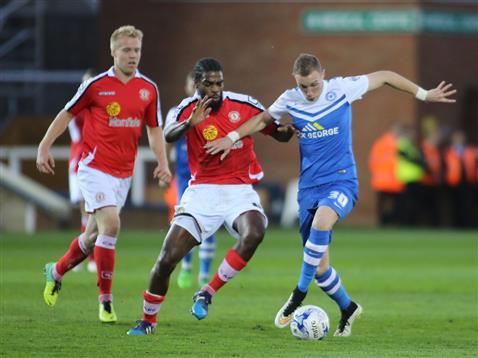 Marcus Maddison v Crewe