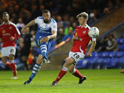 Michael Bostwick v Crewe 2