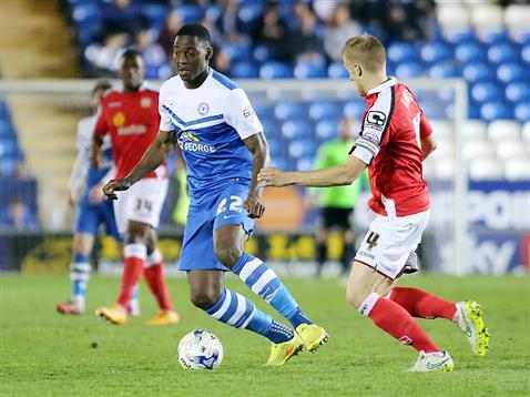 Ricardo Santos v Crewe