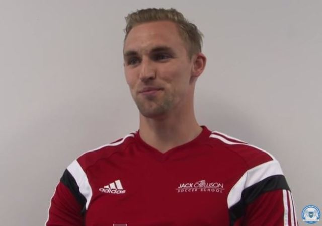 Jack Collison signs a one-year contract - 29-May-2015