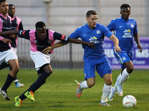 Conor Washington and Kgosi Ntlhe v Dulwich Hamlet